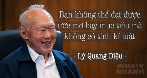 Học cách dạy con không thành công cũng phải thành danh của Lý Quang Diệu, 74704, Lavender, Blog MuaBanNhanh, 01/04/2017 14:37:48