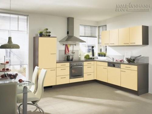 Mẫu thiết kế bếp đẹp cho nhà chung cư, 60779, Sơn Đuổi Muỗi Antimos 0909996842, Blog MuaBanNhanh, 17/12/2015 15:51:35