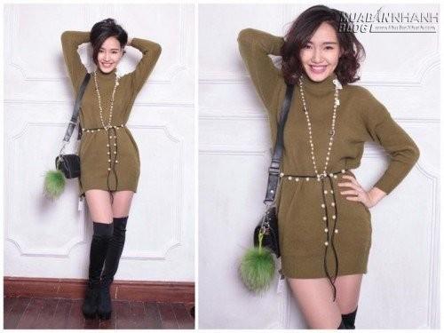 'Vạn' kiểu váy liền thân cho mọi vóc dáng lựa chọn, 58268, Anna Collection 0938959838, Blog MuaBanNhanh, 01/03/2016 12:07:52