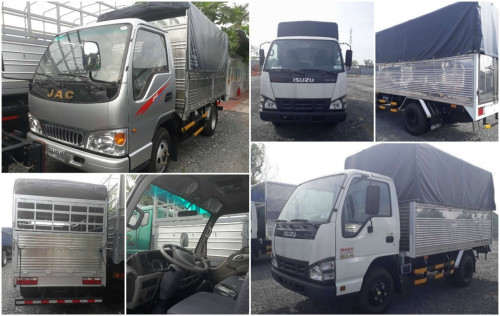 So sánh xe tải jac 2.4 tấn và xe tải isuzu 2.4 tấn, 82630, Công Ty Ô Tô Đại Phát, Blog MuaBanNhanh, 29/06/2018 15:44:49