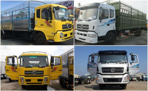 So sánh xe tải thùng Dongfeng B170 Hoàng Huy và xe tải Dongfeng Trường Giang 9.6 tấn, 82976, Ô Tô Phú Mẫn, Blog MuaBanNhanh, 11/07/2018 10:21:10