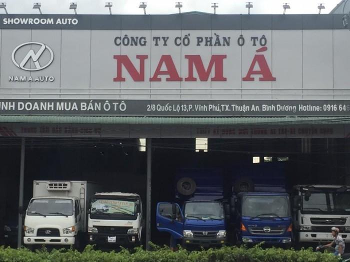 Công ty TNHH Ô tô Nam Á - Xe tải Đông Nam Bộ