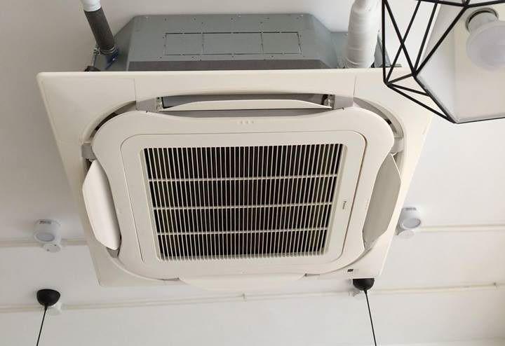 Máy lạnh âm trần Daikin - dòng máy lạnh cao cấp đang thịnh hành tại Việt Nam