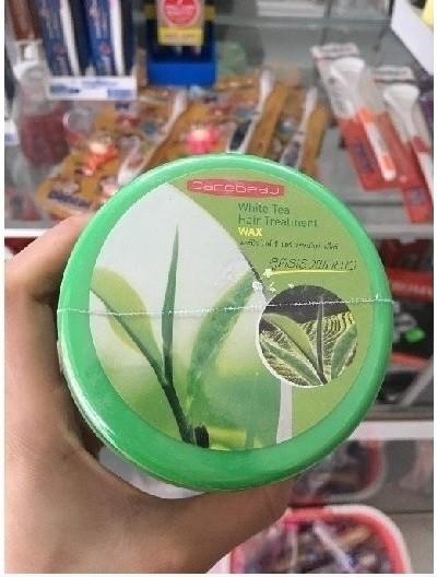 Kem ủ tóc trà xanh