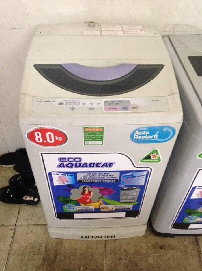 Có nên mua máy giặt cũ Nhật Bản?(2)