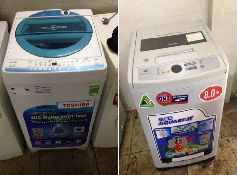 Top 10 máy giặt cũ giá rẻ tại Hà Nội nên mua(2)