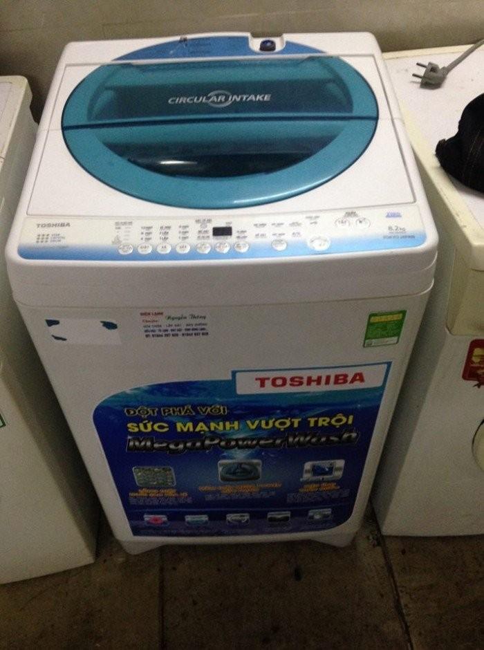 Mẹo mua máy giặt cũ bền đẹp như mới(2)