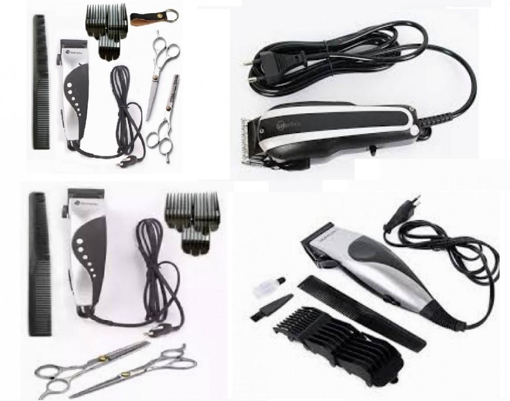 3. Tông đơ cắt tóc có dây cắm điện tặng kéo cắt-tỉa TTNSCT-02