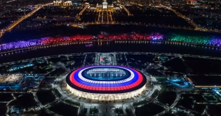 Tháng tổ chức World Cup 2018