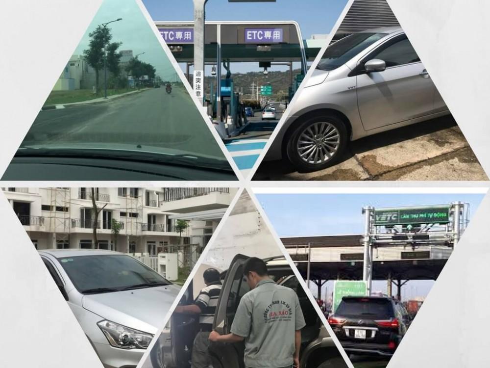 Tem xe thu phí không dừng dán cho những loại xe nào?