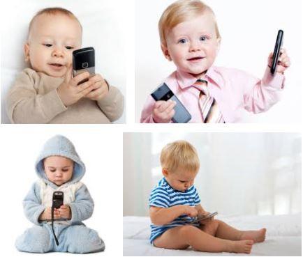 Cho con chơi các thiết bị điện tử và những hệ lụy cha mẹ cần phải biết