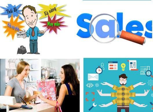 Sales là kĩ năng cơ bản nhất để có thể xây dựng được thành công