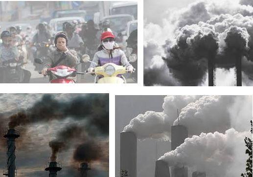 không khí ngoài trời liên quan đến nguy cơ ung thư phổi và ung thư bàng quang