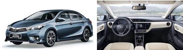 Corolla Altis 2018 tiếp tục thừa kế những ưu điểm của thế hệ trước