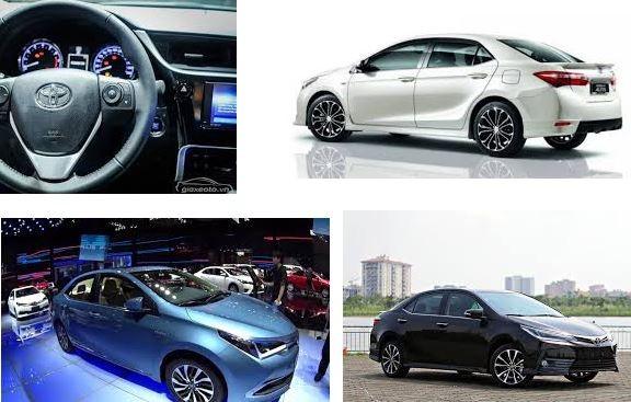 Corolla 1.8E CVT cũng được trang bị hệ thống chống bó cứng phanh