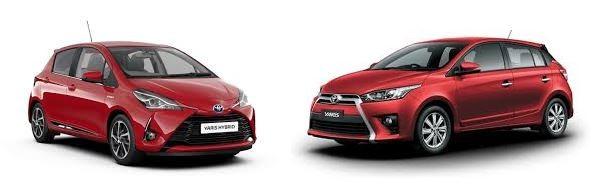 Đánh giá xe Toyota Yaris 2017 về ngoại thất