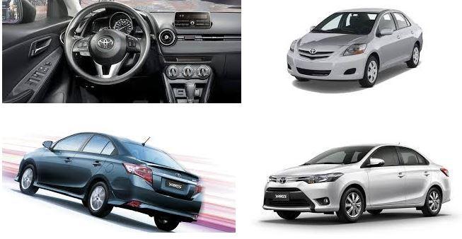 Đánh giá Toyota Yaris 2017 về nội thất