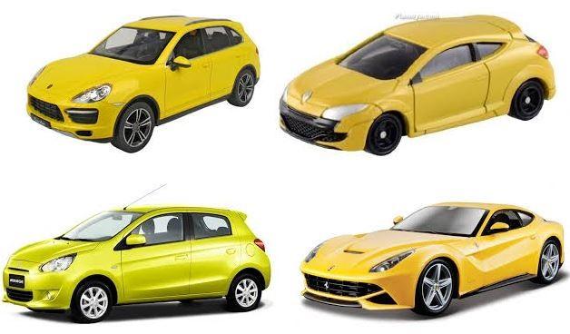 Mệnh Kim nên chọn xe màu nâu, vàng đậm.