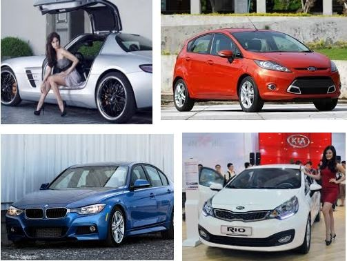 Tết này các quý cô nên mua xe gì?