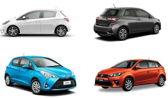 Toyota Yaris 2017 có gì mới?