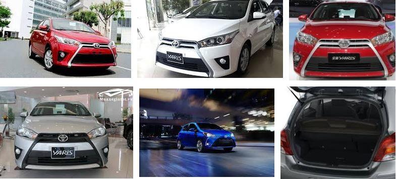 Hệ thống truyền động của Yaris hatchback được chia sẻ cùng với Yaris Ativ sedan