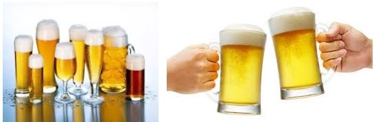 Không bao giờ uống rượu bia khi đói