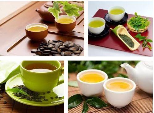 Mách bạn 6 loại trà thiên nhiên đánh tan mỡ bụng