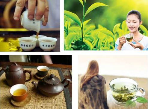 Bí quyết giảm béo bụng hiệu quả bằng trà xanh