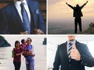 Nổ lực của người đàn ông thành đạt