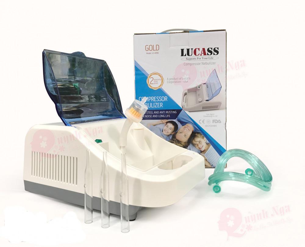 So sánh máy hút mụn Lucass LUS01 và LUS02