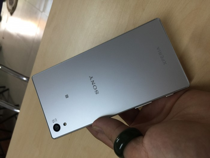 Đánh giá điện thoại Sony Xperia Z5: đẹp, độc, nhiều cải tiến(4)