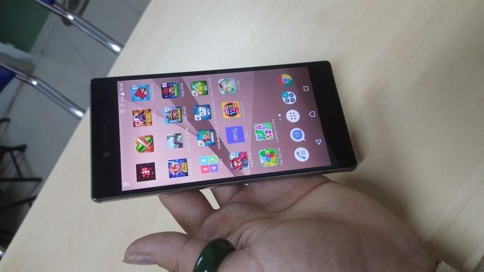 Đánh giá điện thoại Sony Xperia Z5: đẹp, độc, nhiều cải tiến(5)