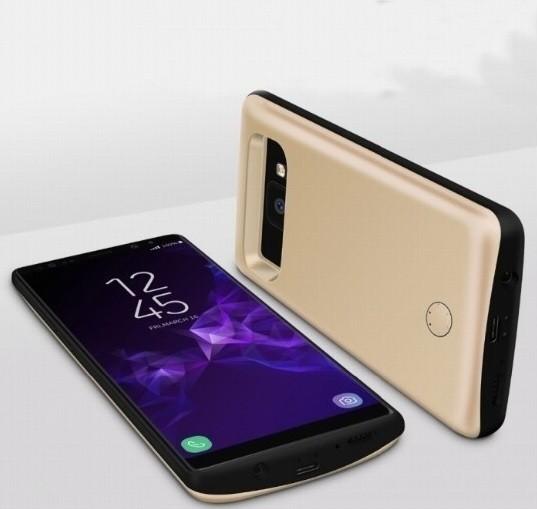 Ốp Lưng Kiêm Sạc Dự Phòng Samsung Galaxy S9+ ,S9 Plus JLW-S9+ Dung Lượng 6000mAh