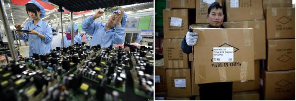 Sự dịch chuyển trong nền kinh tế Trung Quốc
