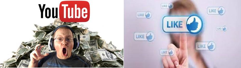 Người nổi tiếng kiếm tiền từ mạng xã hội
