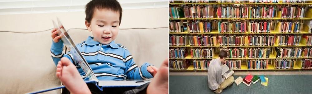 Lợi ích của đọc sách