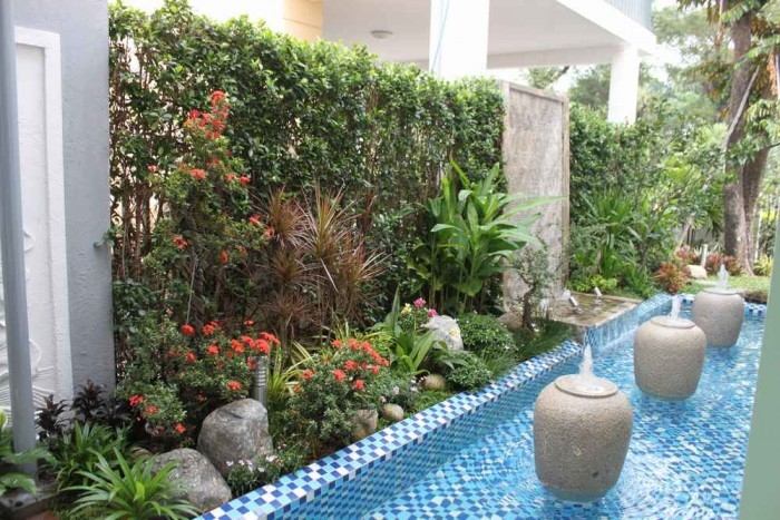 Kinh nghiệm thiết kế sân vườn theo phong thủy