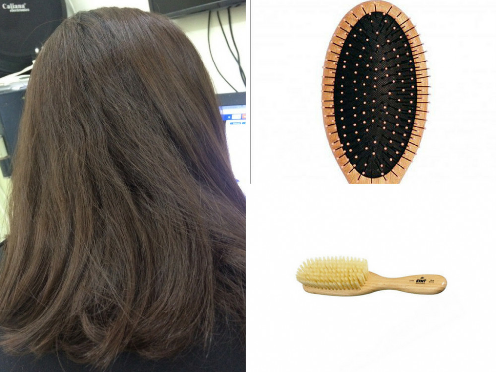 Cách lựa chọn lược chải tóc cho từng loại tóc không thể bỏ qua