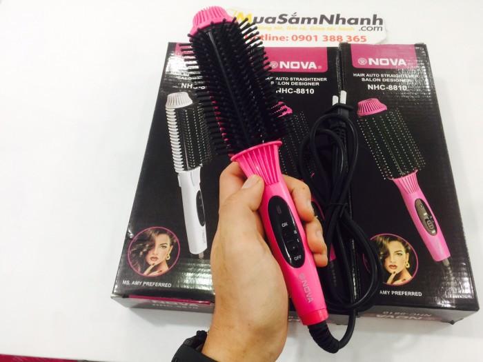 Cách sử dụng lược điện cho tóc ngắn