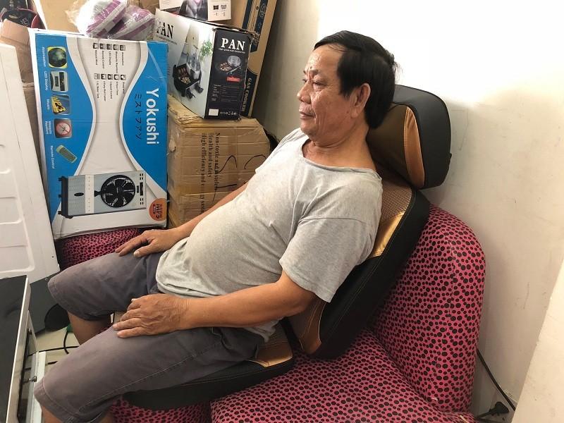 Ghế massage toàn thân hình 6