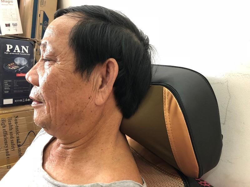 Ghế massage toàn thân 3