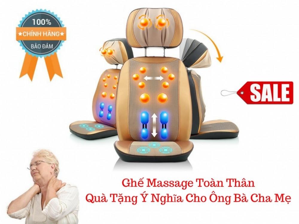 Ghế massage toàn thân 4