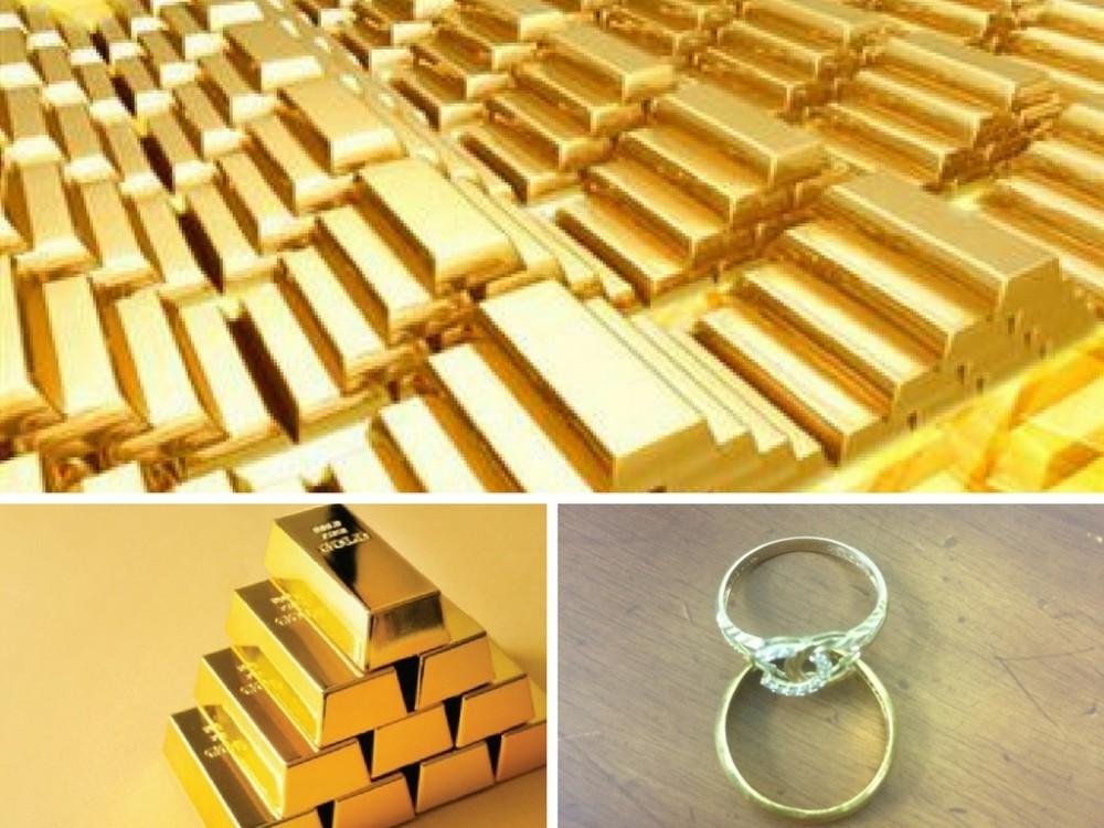 Sự kiện 17/4: Giá vàng vọt lên đỉnh giá căng thẳng bao trùm