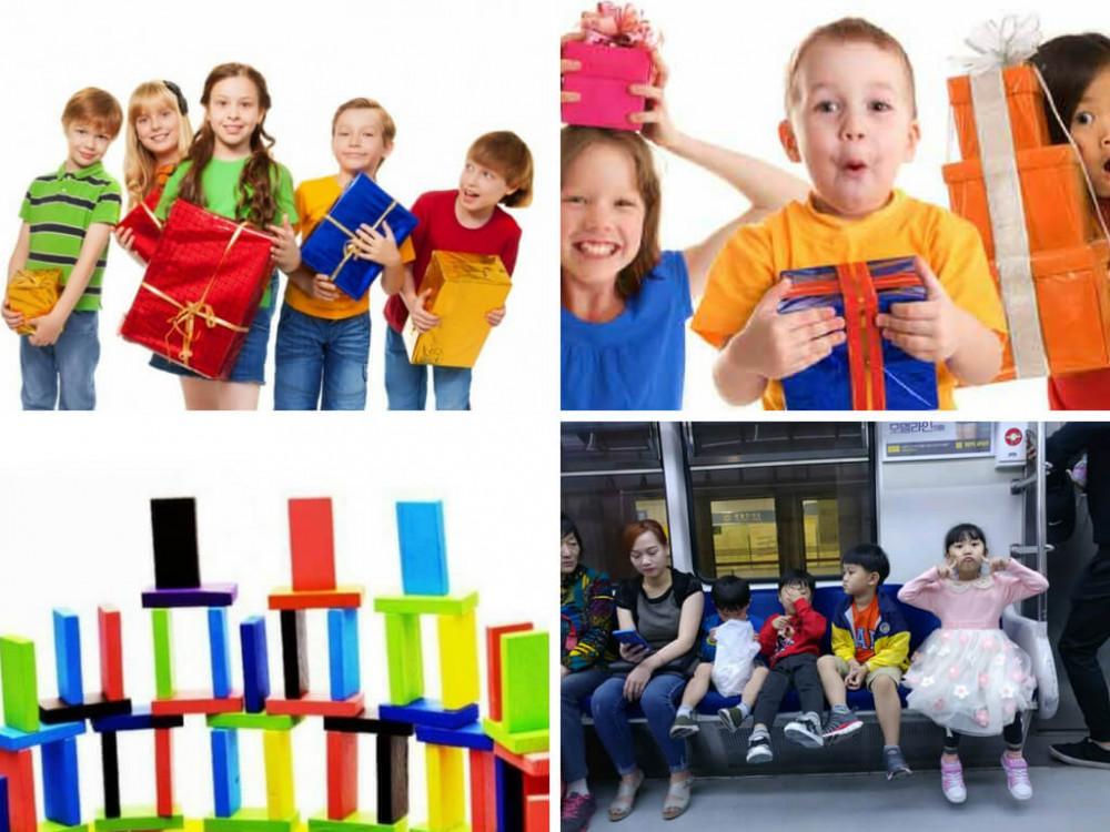 Gợi ý 5 món quà cho bé ngày Quốc tế thiếu nhi 1/6 ý nghĩa nhất