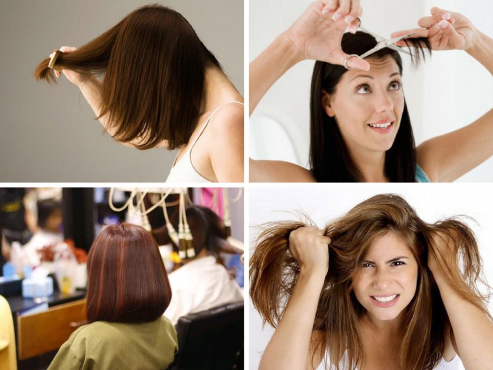 Cắt tóc có xả xui không?