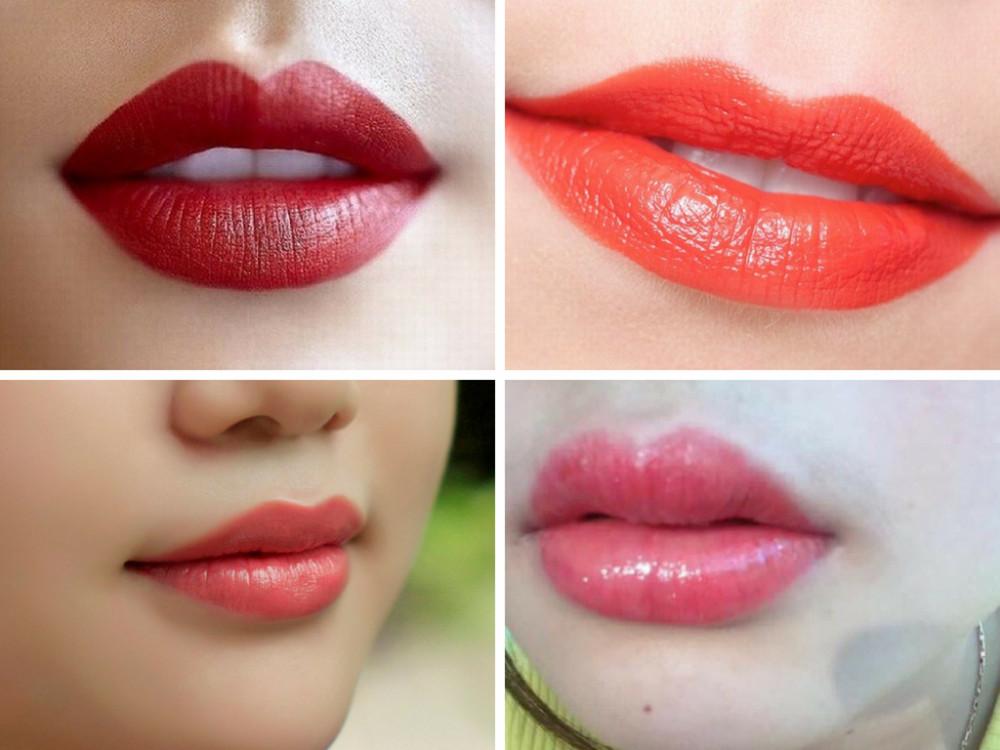 Xu hướng chọn màu phun xăm môi của giới trẻ sành điệu hiện nay là gì?