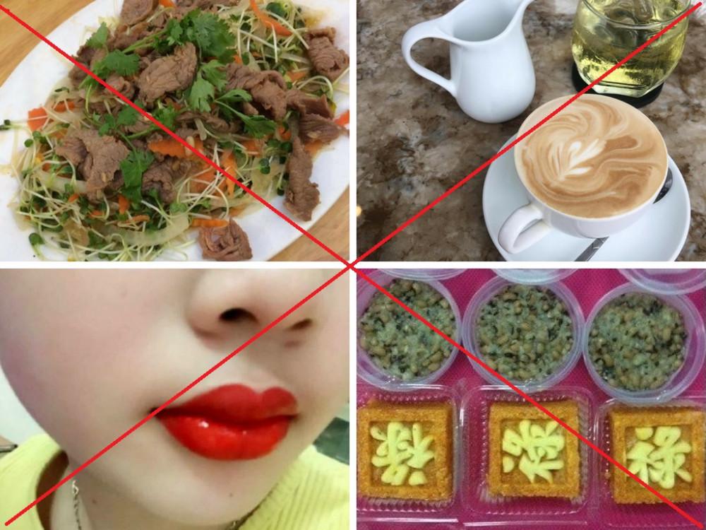 Phun môi kiêng đồ nếp bao lâu?