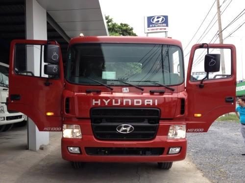 Có nên mua xe đầu kéo Hyundai không?