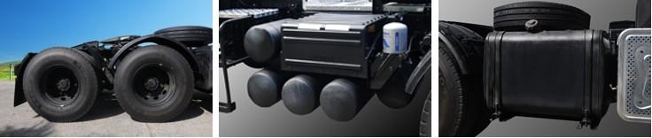 Đánh giá chi tiết xe đầu kéo Hyundai HD700 tiết kiệm kinh tế cho doanh nghiệp(2)