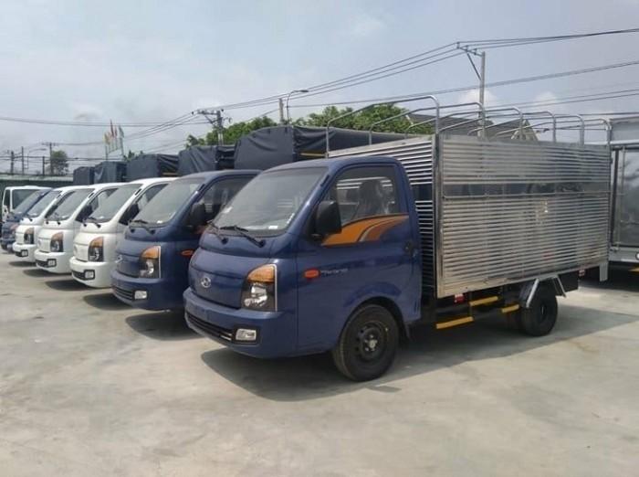 Xe tải Hyundai H150 giá bao nhiêu?